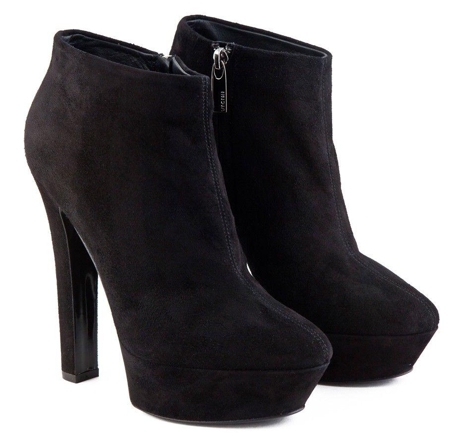 Residential | Black high heels, Heels, High heel boots