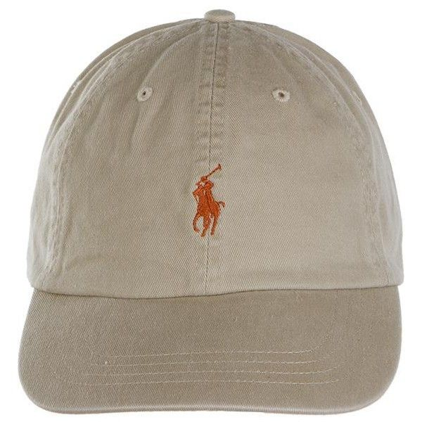 3d745178b0d8b Polo Ralph Lauren Relaxed Fit Classic Cap | University Co-op ($85) ❤ liked  on Polyvore featuring accessories, hats, hats // etc, texas longhorns hat,  cap ...