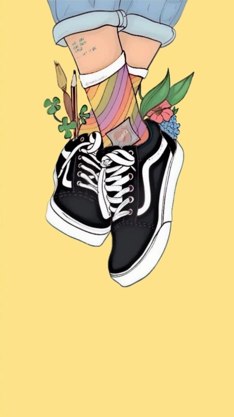 List of Cool Vans Background for Smartphones This Month by