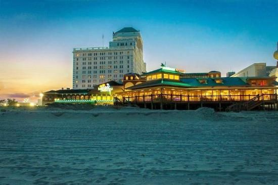 Margaritaville Is Open And Ready For You To Ride In In Style On A Mobility Scooter Available 24 Hours A Day At Atlantic City Hotels Casino Hotel Casino Resort