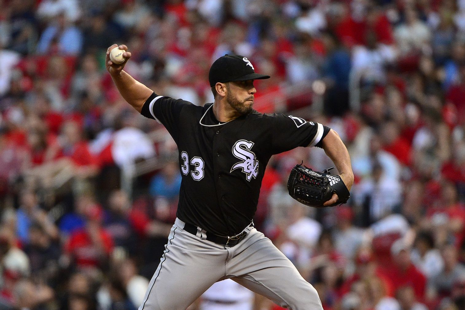 SOXCardinals come from behind and win vs. White Sox 32