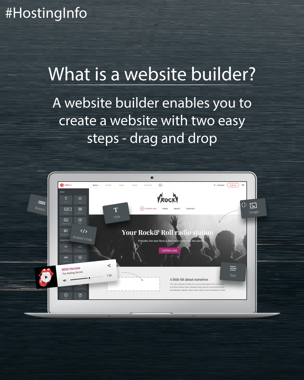 What Is A Site Builder In 2021 Hosting Company Web Hosting Services Best Web