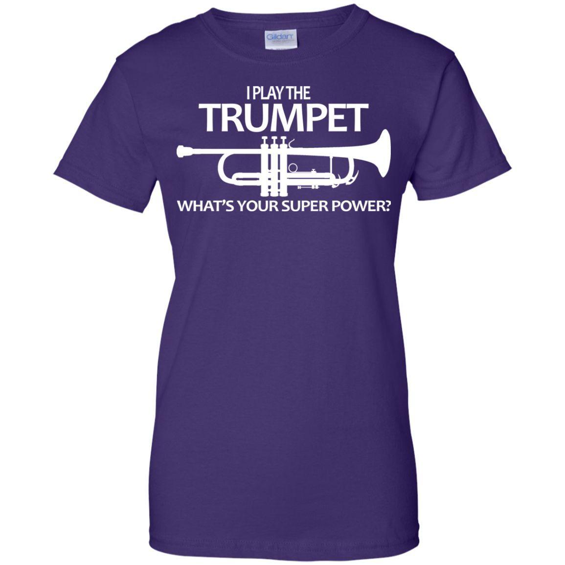 Trumpet Super Power T-Shirt