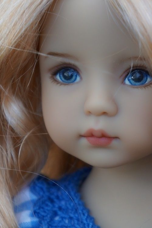 Mes little darling habill es par les autres alice de joyce mathews oh my dolls creations - Camelia prenom ...