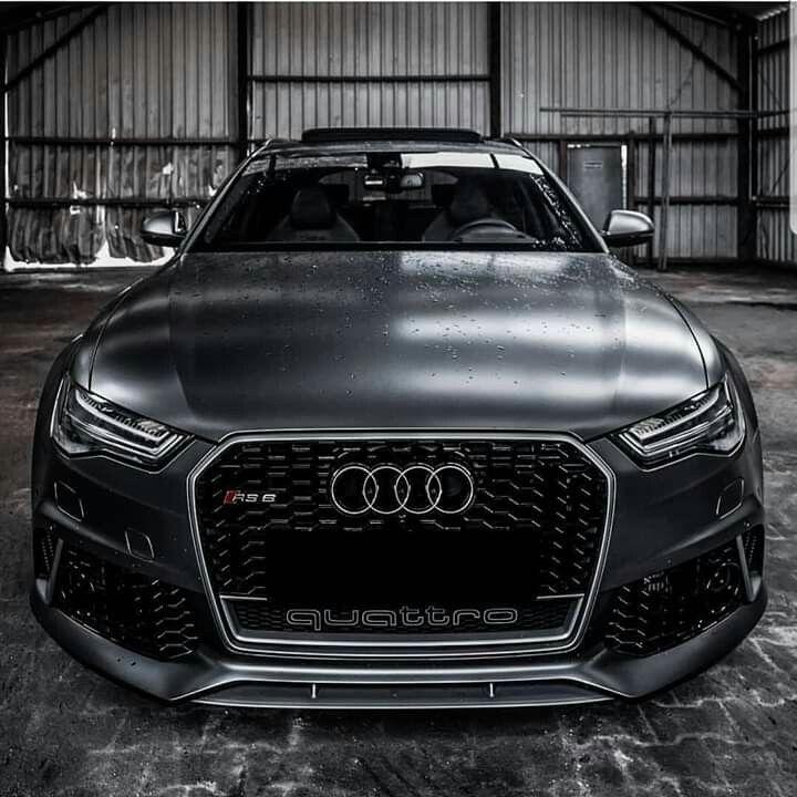 Vehiculos Deportivos Audi Sport Quattro: Audi RS6 (con Imágenes)