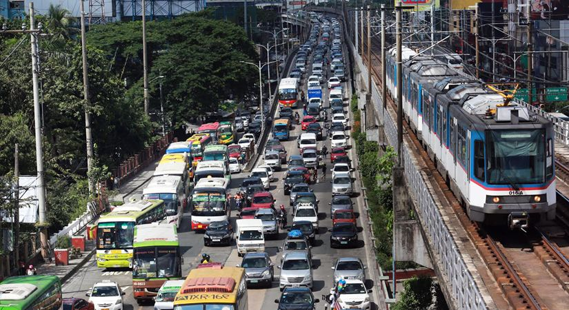 Expect Edsa Traffic To Ease By Yearend Dpwh Caloocan Bicol Makati City