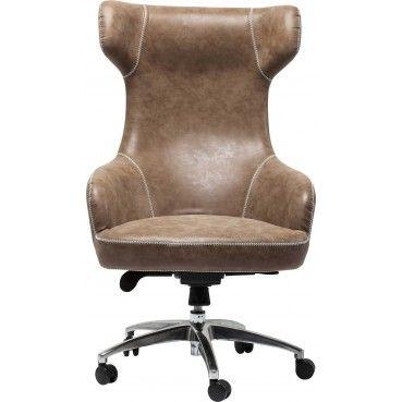 Fauteuil De Bureau Miami Kare Design Chaise De Bureau Confortable Fauteuil Bureau Fauteuil Bureau Design