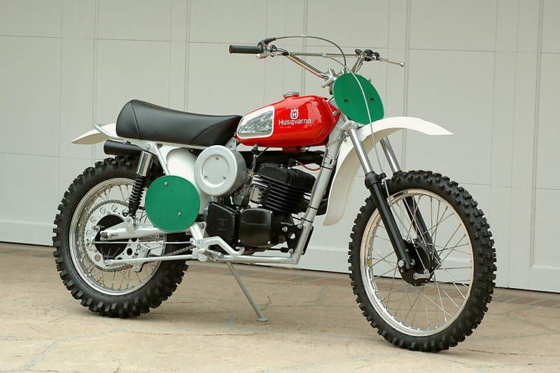 1974 Husqvarna  250CR
