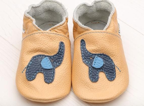 62bb57f8fa784 Baby Shoes, Leather Baby Moccasins, Soft Sole Baby Shoes, Toddler ...