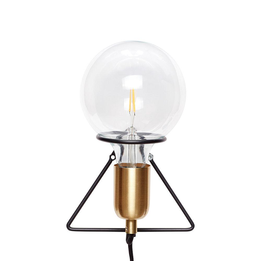 Wandleuchte Vom Danischen Label Hubsch Interiorsuper Stylische Lampe