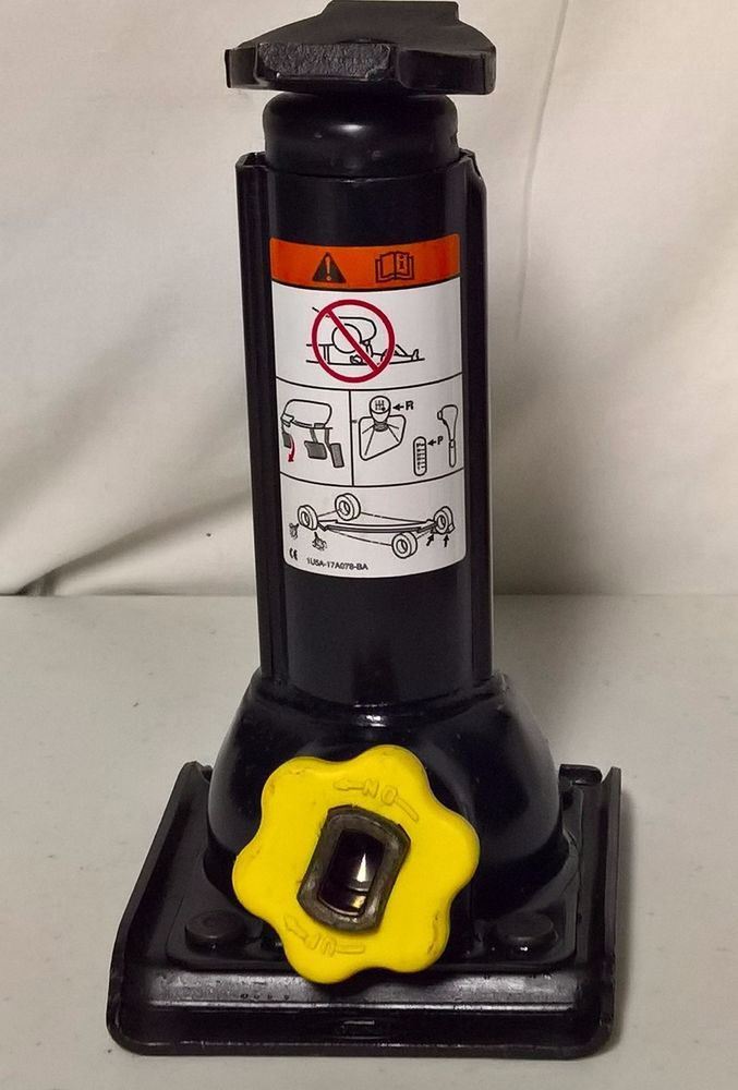 Ford E150 E250 E350 Econoline Regular Van Oem Bottle Jack Oem