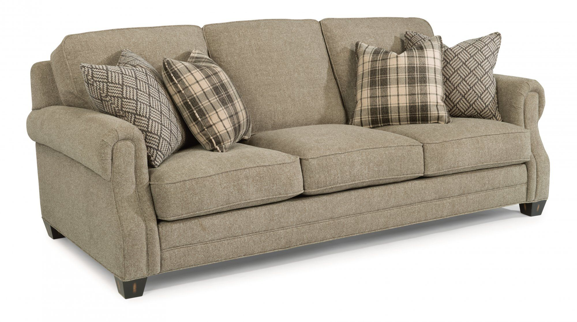 Flexsteel Winston Winston Sofa Jordan s Furniture
