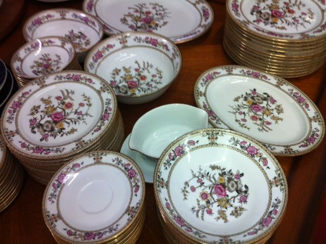 94 piece Noritake Asian Dream dinnerware set from 1977 - never used! : used dinnerware sets - pezcame.com