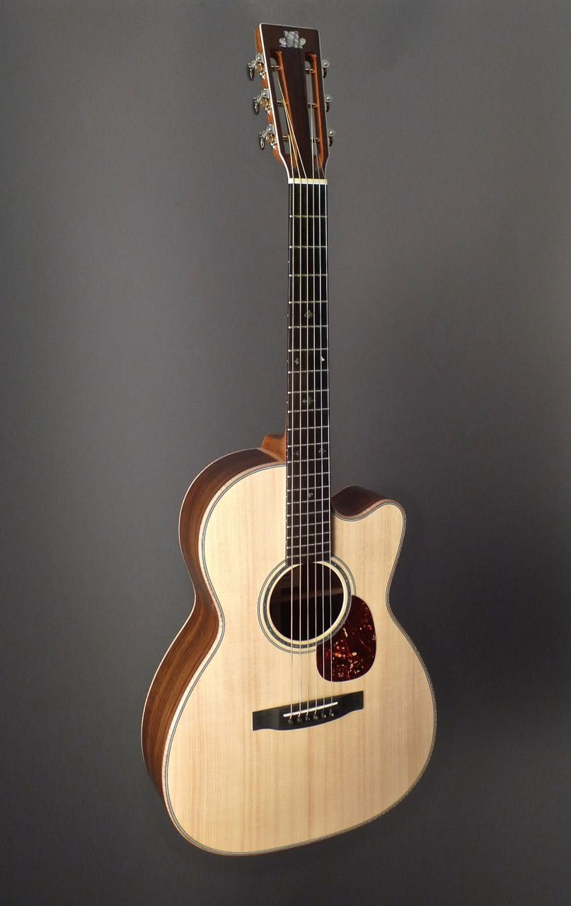 2014 Froggy Bottom H12-C Deluxe -  Acoustic Guitar at Dream Guitars