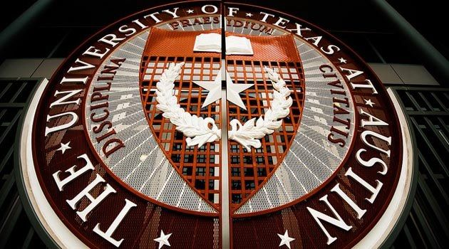 Stadium Gate At Dkr Memorial Stadium University Of Texas Austin Tx World University Ut Football University Rankings