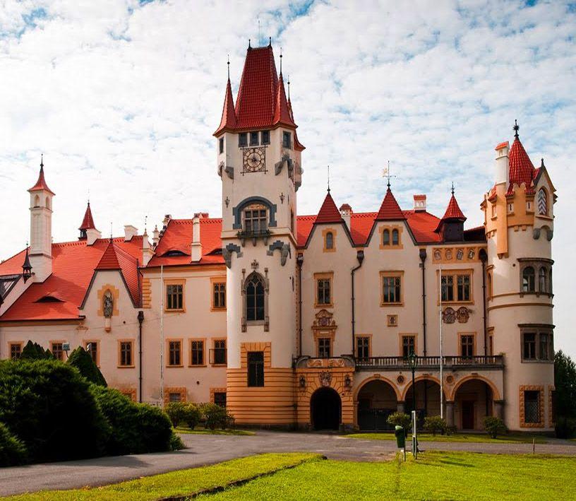 Žinkovy castle (West Bohemia), Czechia