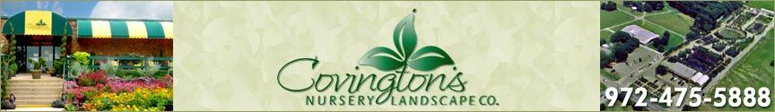 Good information from Covington Nursery and Landscape ...