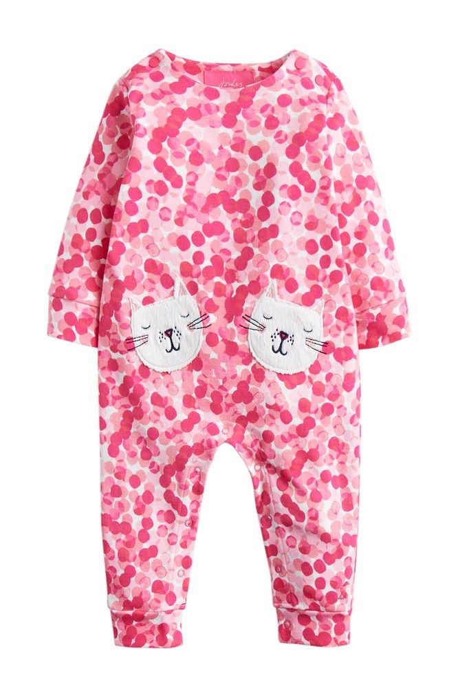Joules Baby Girls Gracie Bodysuit