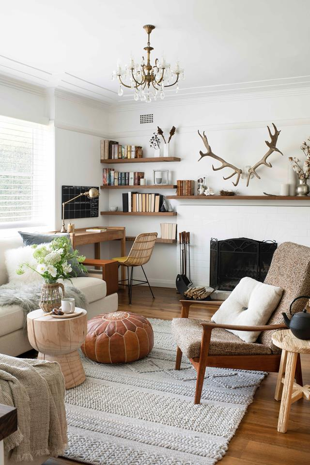 An earthy and eclectic cottage on Sydney's North Shore