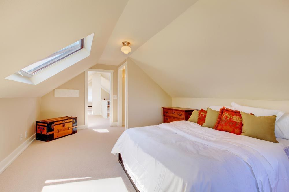 Related Image Home Loft Conversion Cost Bungalow Bedroom