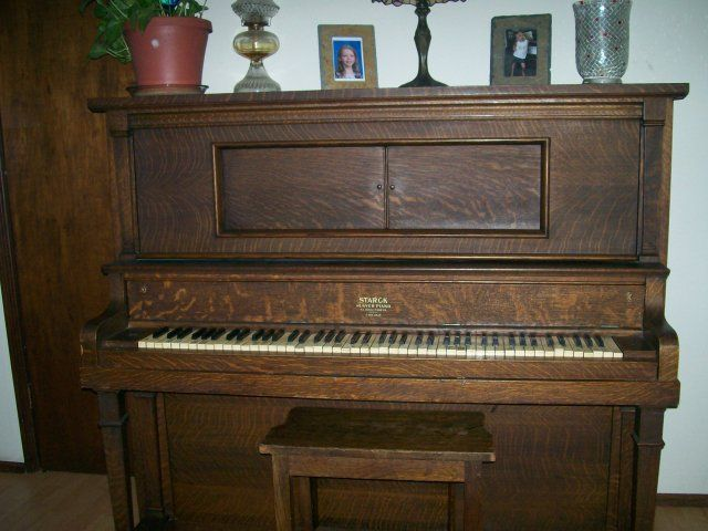 how to fix a player piano