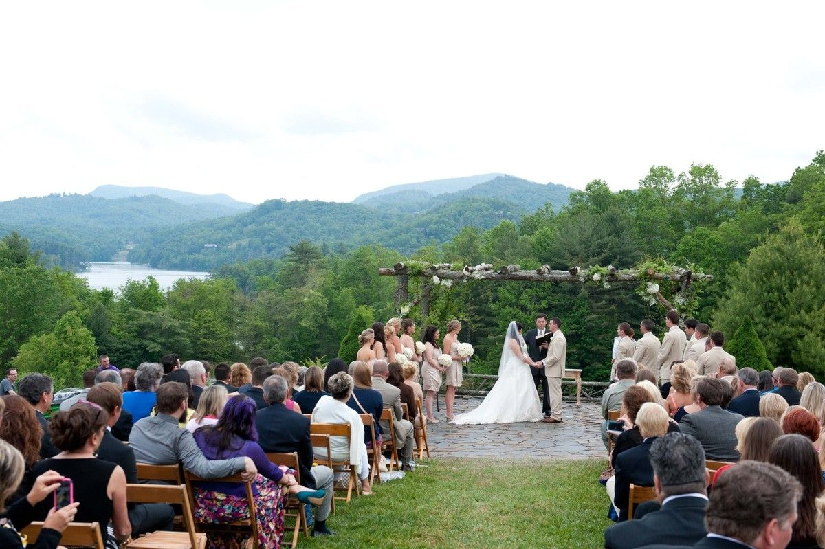 This Unique Special Event Location Is Nestled In The Heart Of Blue Ridge Mountains Western North Carolina