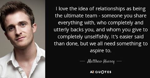 matthew hussey relationship advice