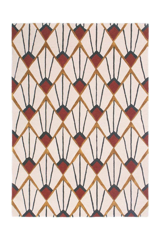 epingle sur des tapis pour une deco