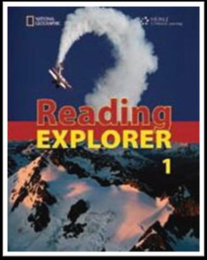 pdf cd reading explorer 1 student book sách việt nam sách học