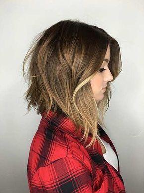 Pin em cabelos curtos