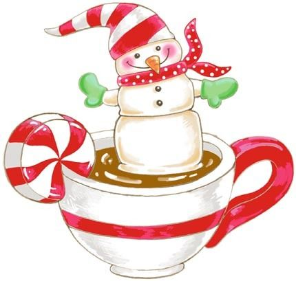 marshmallow snowman in hot chocolate by ronnie rooney felt crafts christmas christmas hot chocolate needlepoint christmas marshmallow snowman in hot chocolate by