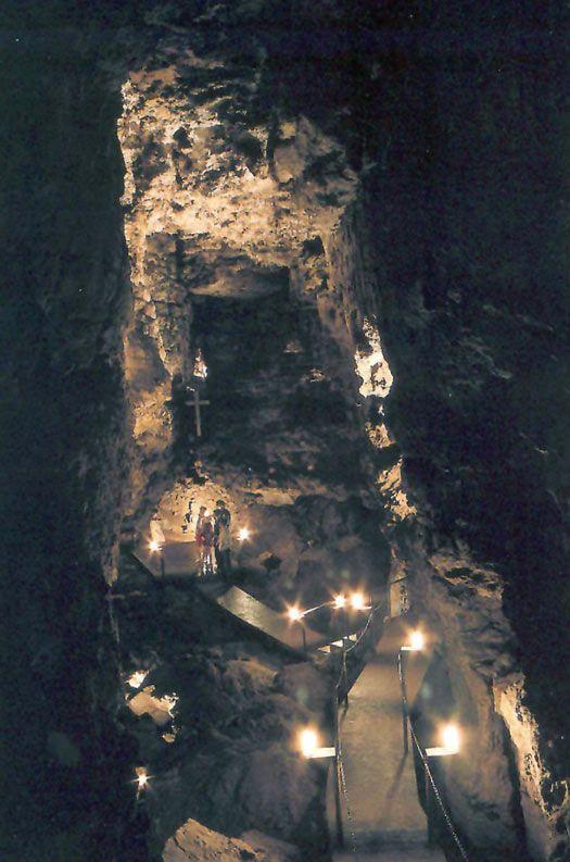 Kickapoo Indian Cave - Wauzeka, WI
