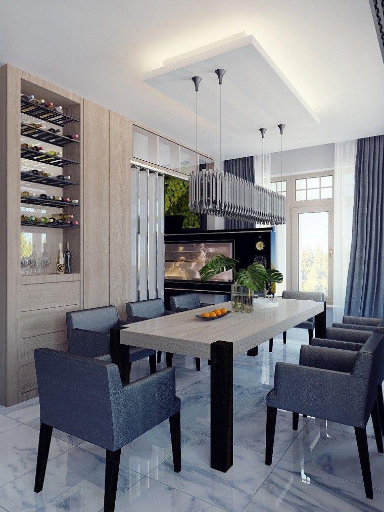 Decoracion Interiores 37 Ideas De Comedores Modernos Ideas De Comedor Muebles De Comedor Decoracion De Interiores
