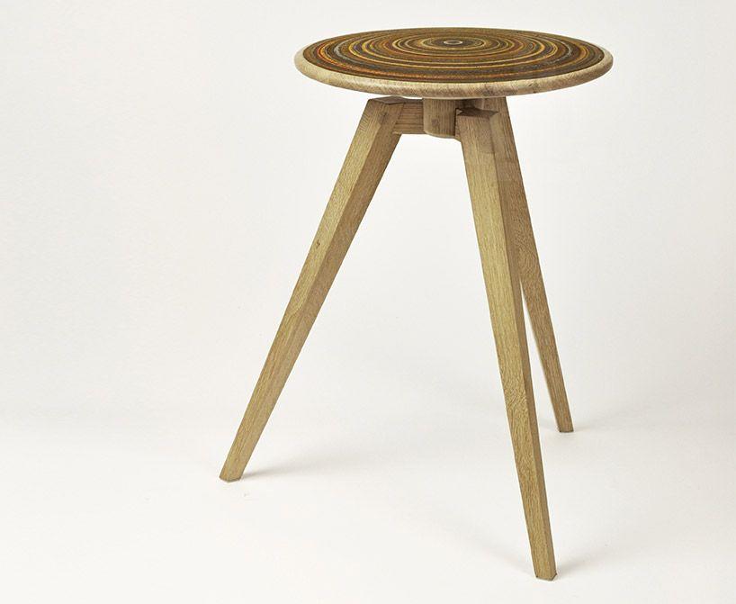 Avi Fedida Grit Sandpaper Furniture