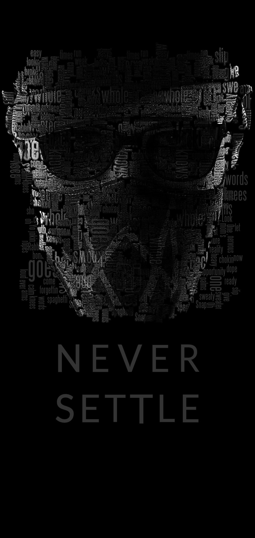 Never Settle (Watchdogs) Wallpaper // Never Settle
