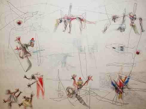 Richard L. Feigen & Co. presentation Woman Impaled and five other scenes - BLOUIN ARTINFO, The Premier Global Online Destination for Art and Culture   BLOUIN ARTINFO