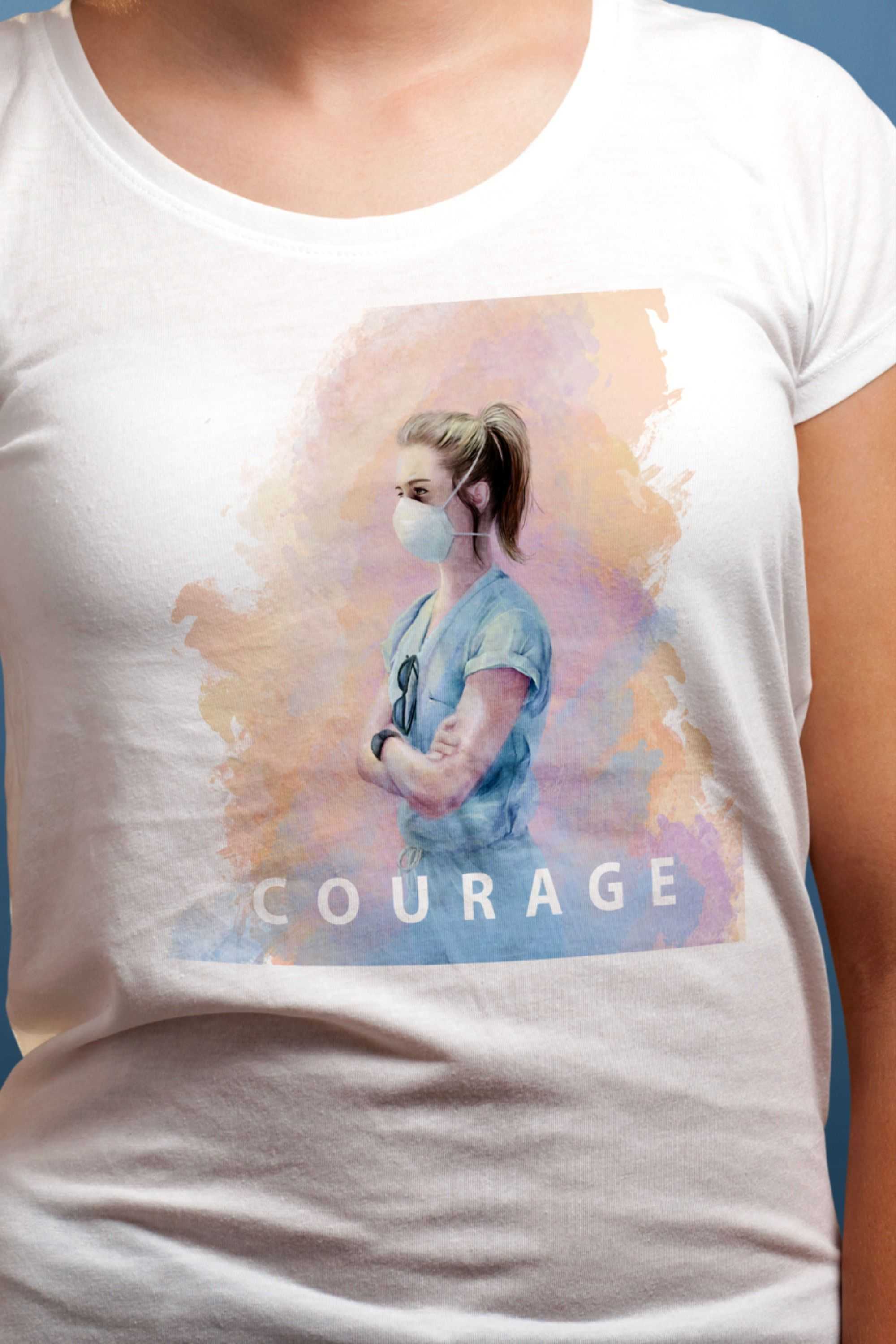 Celebrate the courage of healthcare workers on the