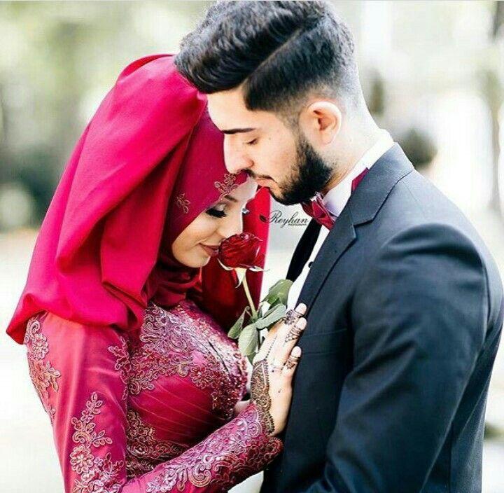 Pin By 💕Gazala Shaikh 👑♥Queen♥👑 On Muslim Couple..
