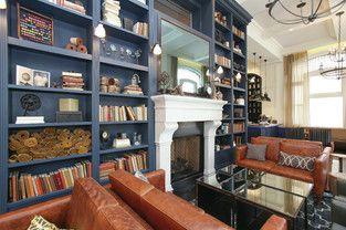 Rustic Living Room photo by Studio Frank