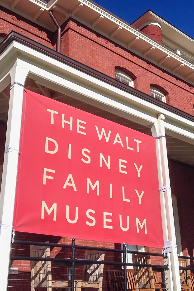 "Walt Disney Family Museum: Not all things Disney are in SoCal and this wonderful San Fran museum created by the Disney family should be on your ""must do"" list."