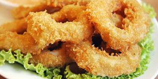 Resep Cara Membuat Cumi Goreng Tepung Crispy Resep Resep Lezat Calamari Resep Resep Makanan