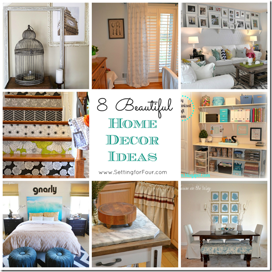 Beautiful Home Decorating Ideas 8 beautiful home decor features from project inspire{d