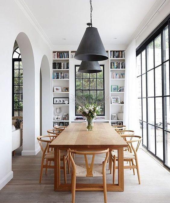 Comedores minimalistas: cuando menos es más | Skandinavische ...
