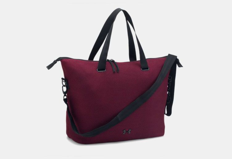 Under Armour UA On The Run Tote  #greatist http://greatist.com/move/womens-workout-clothes-that-will-motivate-you-to-exercise-more