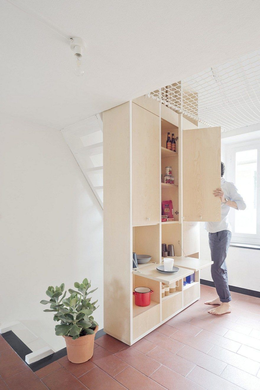 Fisherman Apartment / Gosplan