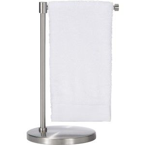 Countertop Hand Towel Holder Clear Finish Towel Display