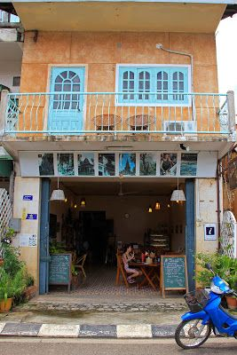 Cafe Lin en Savannakhet http://www.vietnamitasenmadrid.com/laos/donde-comer-savannakhet.html
