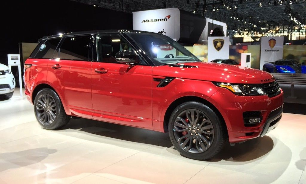 2016 Range Rover Sport Release Date and Price