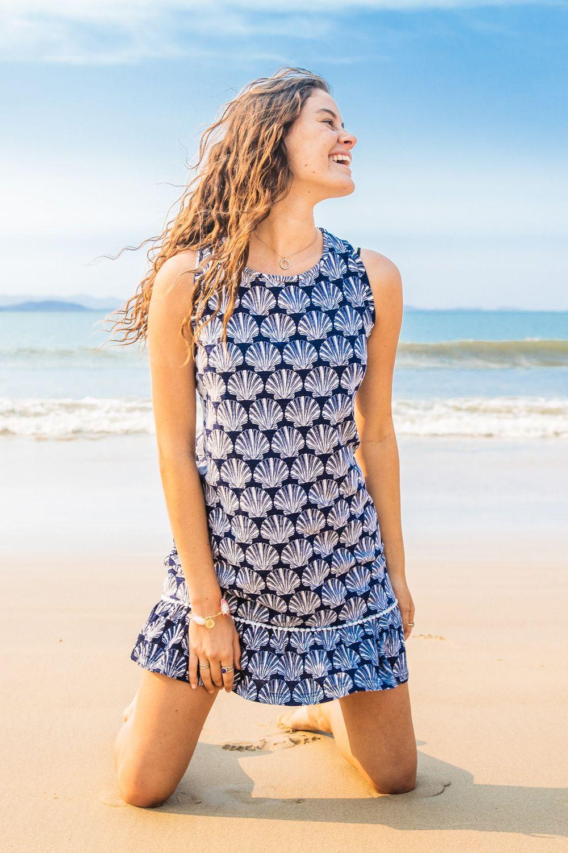 Cotton Beach Dress Cotton Beach Dresses Fashion Vsco Outfits [ 1500 x 1000 Pixel ]