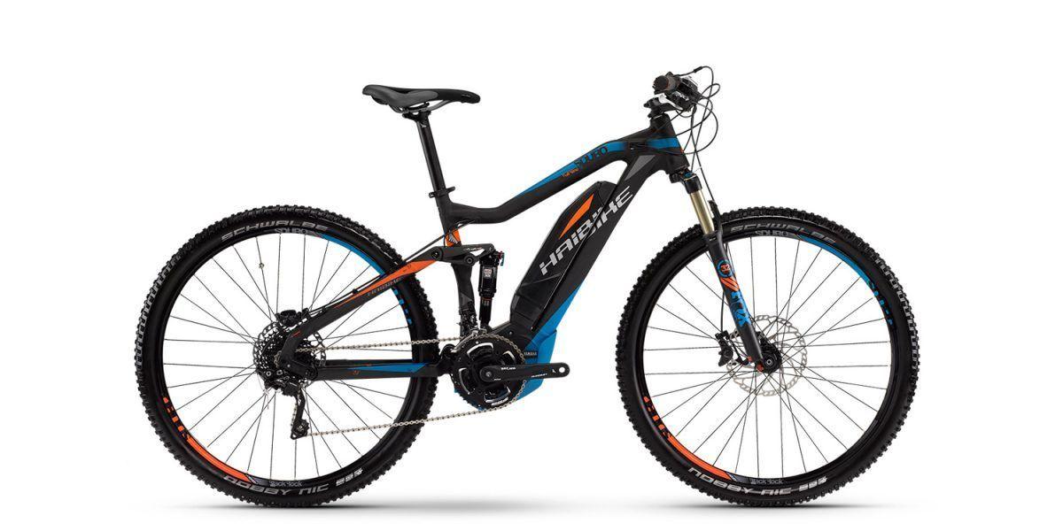 Haibike Sduro Fullnine Rx Review Prices Specs Videos Photos Electric Bike Schwinn